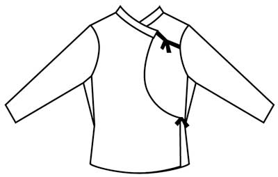 Nepali Cholo Blouse Pattern